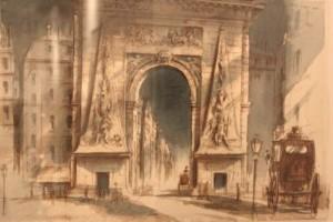 Porte St. Denis - a