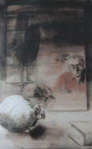 11 Vanitas-Stillleben I 2002 2